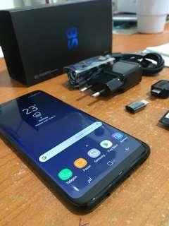 Samsung S8 Black Mulus Resmi Sein Bisa Tt