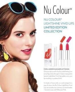 Nu Colour LightNU COLOUR® LIGHTSHINE VIVID LIPS LIMITED EDITION COLLECTION