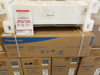 Jual Ac Panasonic 1/2Pk UV5SKP Cash Or Credit Tanpa Dp Hanya Admin 199Rb