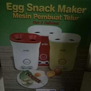 Egg roll / mesin sosis telur