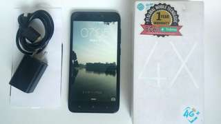 XIAOMI REDMI 4X BLACK Full Set