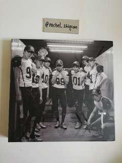 EXO EXODUS CHINESE VER ALBUM