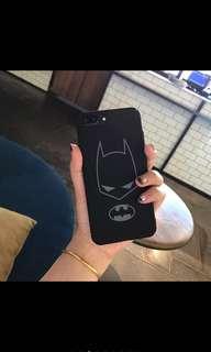 Iphone 7+ Batman Case (on hand)