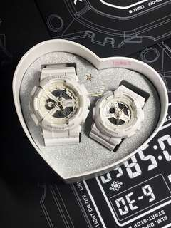 Best priced 💯% authentic Casio G Shock Lover Set 2017 !!!
