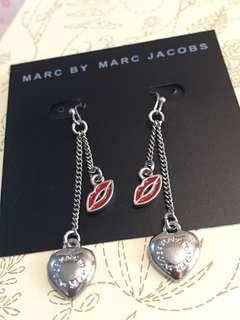 Marc by Marc Jacobs 吊飾耳環(包郵)