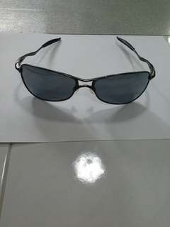 Authentic oakley crosshair