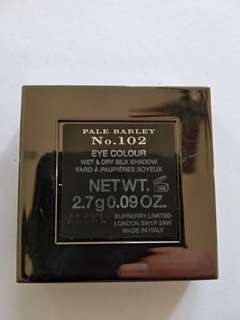 Burberry eye color pale barley eyeshadow