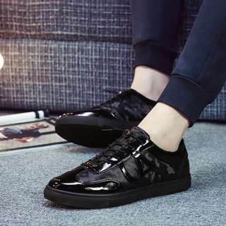 🏘URBAN🏘 Labore Camo Accents Slip On Sneakers Shoes