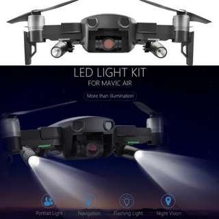 DJI Mavic Air PGYTECH LED Light Kit
