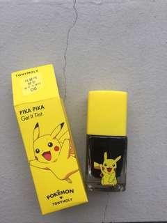 TonyMoly Pika Gel it Tint / Tonmol Tony Moly Pikachu Lip Tint