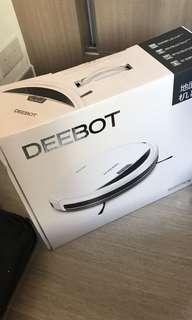 全新智能吸塵機 Robotic Vacuum Cleaner
