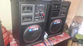 Speaker amplifier bnew