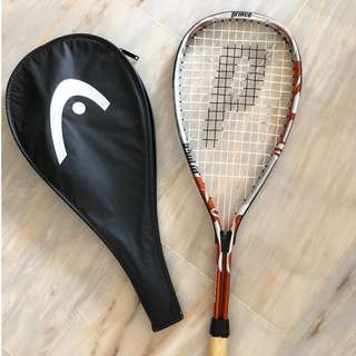 Prince TF Volley Squash Racquet