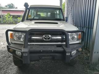 Toyota Land Cruiser 4.5D