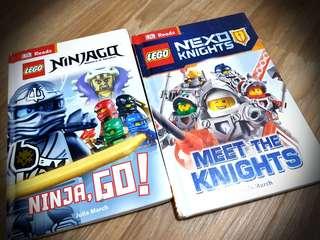 LEGO NINJAGO & NEXO KNIGHTS