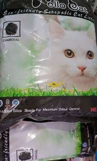 Hello Cat Litter Charcoal 10L