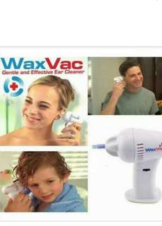 Waxvac Ear Vacuum Cleaner Electronic