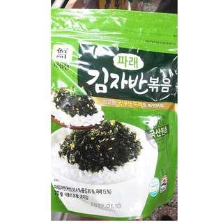 韓國 炒海苔
