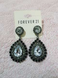 Authentic Forever21 Black/Clear from Japan