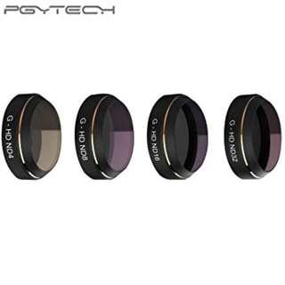 DJI Mavic Air PGYTECH Lens Filter Kits