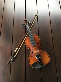 Violin 1/16 size (14 inch)