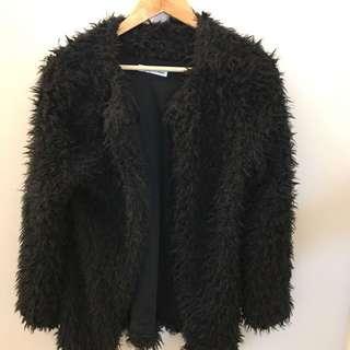 Teddy coat / cardigan