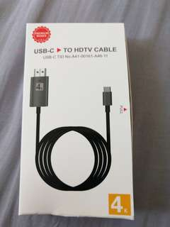 USB-C TO HDTV CABLE
