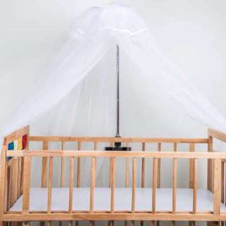 Cot Mosquito Net + Stand