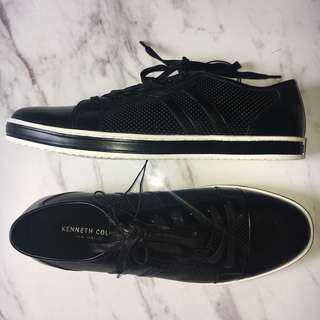 Kenneth Cole Leather Sneakers (MENS)
