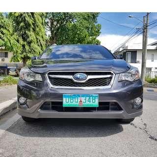 Subaru XV 2013 2.0 CVT Premium