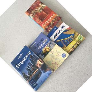 (Free)Singapore Tourism books