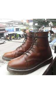 Dr.Martens 1460 size 41 made in england 100% asli ada box asli