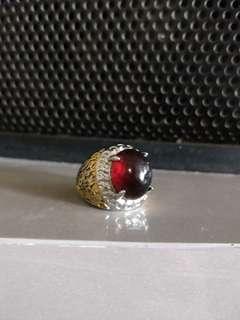 Katilayu ring / Amber ring