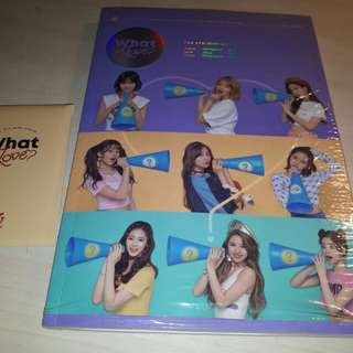 Album Twice - What is Love (Purple Ver)