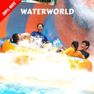 ICITY WATERWORLD TICKETS