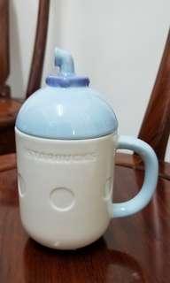 全新 韓國星巴克 Starbucks 潛水艇陶瓷杯