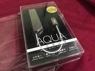 (全新) AQUA microUSB AMP DAC microUSB-3.5mm