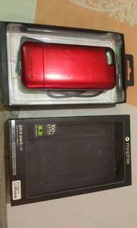 Ip 5 series backup battery case