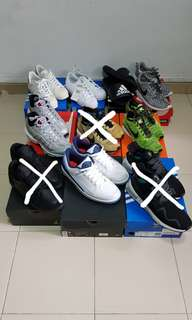 Sneaker clearance