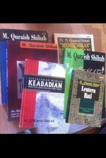 HOT ITEM - Koleksi Quraish Shihab