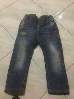 Celana panjang snopy