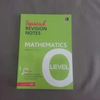 o level emath guide book