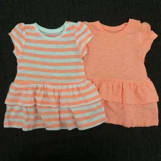 Set Dress Mothercare 0-3m
