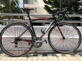 Road bike - BMC Teammachine SLR01 Racing Edition