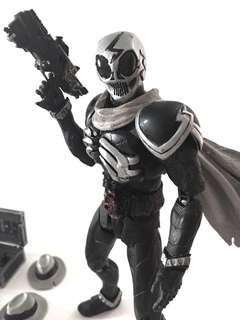 Super Imaginative Chogokin SIC Kamen Rider Skull