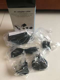 Garmin GPS AC Adaptor (New)