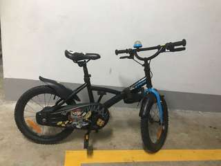 Kids bycicle 16 inch