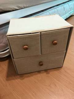Miniso Mini Chest of Drawers