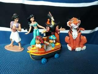 Disney Aladdin & Dora Diego