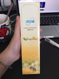 Atomy honey toothpaste